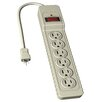 Stanley Electrical 6 Outlet Electronics Surge Suppressor