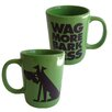 Wag More Bark Less Bite Posse Mug