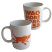 <strong>Wag More Bark Less</strong> Buddy Posse Mug