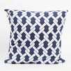 <strong>Latitude 38 Nautical Rope Cotton Pillow</strong> by DEI