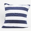 <strong>DEI</strong> Latitude 38 Nautical Stripe Cotton Pillow