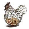<strong>DEI</strong> Farm to Table Handcrafted Wire Rooster Memory Keeper