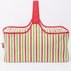 DEI Christmas Morning Insulated Picnic Basket