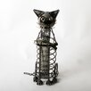 "DEI Mr. Snugs ""Meow"" Cat Tabletop Wine Rack"