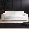 <strong>Eurosace</strong> Luxury Penta Leather Sleeper Sofa