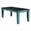 Vintage Flooring and Furniture Prairie Bolt Dining Table