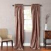 Heritage Landing Faux Silk Curtain Panel (Set of 2)