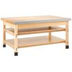 <strong>Maple Top Workbench</strong> by Shain