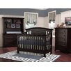 <strong>Medford 4-in-1 Convertible Nursery Set</strong> by Muniré Furniture