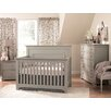 <strong>Muniré Furniture</strong> Chesapeake 4-in-1 Convertible Crib Set