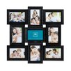 Melannco 9 Opening Multi Profile Collage Picture Frame
