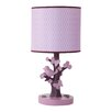 Lambs & Ivy Plumberry Table Lamp