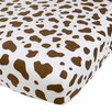 <strong>Giddy Up Fitted Sheet</strong> by Lambs & Ivy