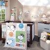 Lambs & Ivy BFF Snoopy 5 Piece Bedding Set