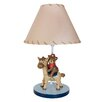 Lambs & Ivy Giddy Up Table Lamp