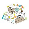 Lambs & Ivy BFF Snoopy™ 4 Piece Wall Appliques Set