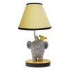 """Lambs & Ivy Cornelius 17"""" H Table Lamp with Empire Shade"""