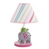 """Lambs & Ivy Sprinkles 16"""" H Table Lamp with Empire Shade"""