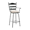 "<strong>30"" Bar Stool with Cushion</strong> by Charleston Forge"