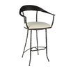 "Charleston Forge Hudson Wrap 26"" Bar Stool"