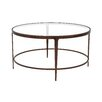 Charleston Forge Roundabout Coffee Table