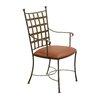 Charleston Forge Etrusche Arm Chair