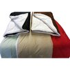 LCM Home Fashions Micromink / Sherpa Polyester Throw