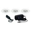 <strong>Slim Disk 3 Light Fixed Round Kit</strong> by Jesco Lighting