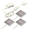 Jesco Lighting Orionis 3 Light Surface Square LED Kit