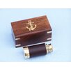 Handcrafted Model Ships Scout's Spyglass Telescope