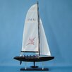 Handcrafted Nautical Decor Young America Model Ship