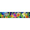 "<strong>En Vogue</strong> 16"" x 3"" Fish 2 Art Tile in Multi"