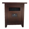 <strong>Stonegate</strong> Shelby Place 6000 BTU 120 Volt End Table Infrared Heater with Remote Control