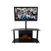 """Stonegate Manhattan 40.125"""" TV Stand with Electric Fireplace"""