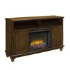 """Pleasant Hearth Pearson Media Cabinet and 23"""" Electric Fireplace"""