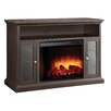 """Pleasant Hearth Riley Media Cabinet and 23"""" Electric Fireplace"""