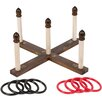 Lifetime Tailgate Ring Toss Lawn Game Set