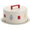 Cake Boss Serveware Metal Cake Carrier