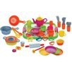 Gowi Toys Austria 52 Piece Kitchen Set