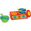 <strong>Gowi Toys Austria</strong> Double Cooktop Set