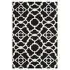 <strong>Cetara Black / White Rug</strong> by Feizy Rugs