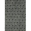Feizy Rugs Portico Gray/Black Area Rug
