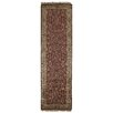 Feizy Rugs Amore Red/Light Gold Area Rug