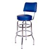 "<strong>Retro Home 30"" Swivel Bar Stool</strong> by Richardson Seating"