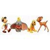 Beverly Hills Teddy Bear 4 Piece Set Disney Classics