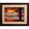 The James Lawrence Company Broken Chain Framed Graphic Art