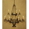 <strong>Laura Lee Designs</strong> Dolce Chandelier
