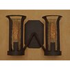 Laura Lee Designs Monroe Double Wall Sconce