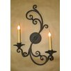 Laura Lee Designs Oceana Double Wall Sconce