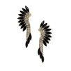 Jordan and Taylor Danica Marquise Drop Earrings